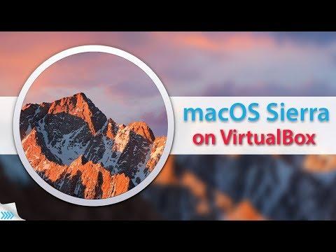 Install MacOS 10.12 Sierra Final On VirtualBox On Windows PC (Download Link)