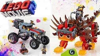 НОВЫЕ НАБОРЫ ПО LEGO ФИЛЬМУ 2 (LEGO Movie 2)!
