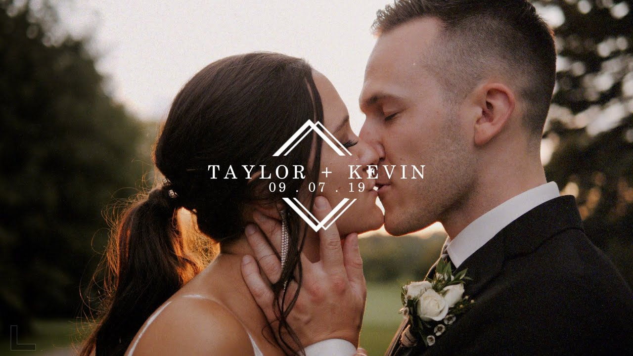 Their speeches will make you cry! 😭 | Taylor + Kevin's Wedding Film | St. Mary's Golf Club