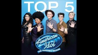 Sonika Vaid - Loved Me Back To Life (American Idol Studio Version)