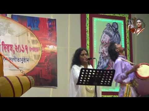 127th tirodhan dibos-2017|kangalini Sufia| lalon giti| lalon song lyrics||sufiana kalam/live music-3