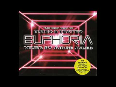 Judge Jules - The Very Best Of Tried & Tested Euphoria (CD3)