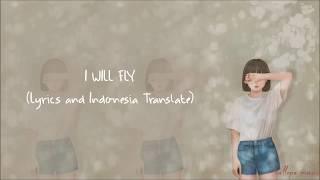 I Will Fly - Ten2five Lyrics (Lirik + Indonesia Translate)