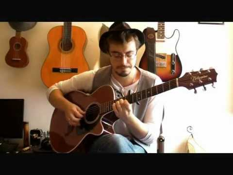 Toi et Moi (Guillaume Grand) - Cours de guitare, tuto ...