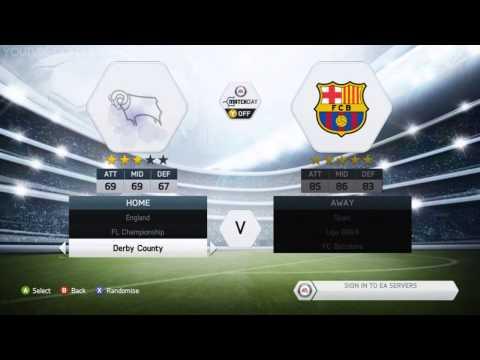 FIFA 14: England - Football League Championship - All Teams