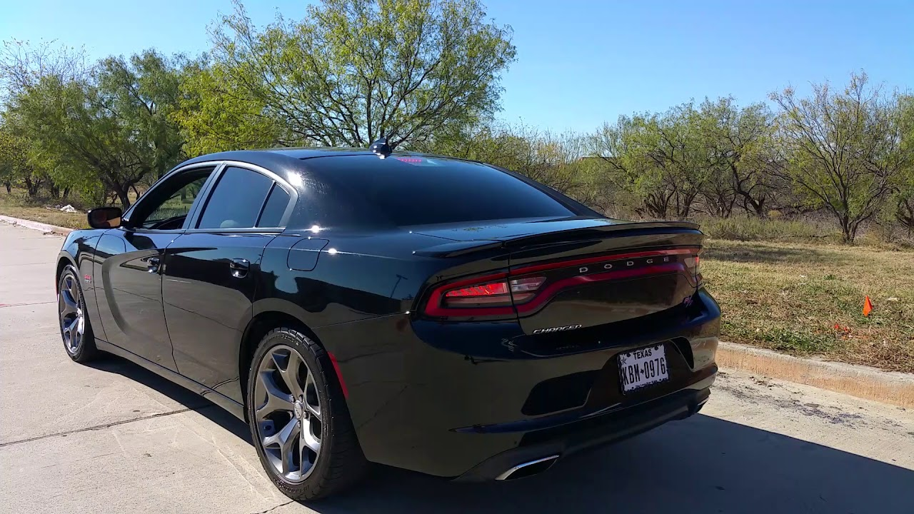 2015 Dodge Charger R/T SLP Loudmouth
