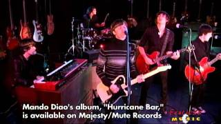 Mando Diao - Down in the Past (Live)
