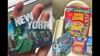 ВЛОГ ANN E Z приехала из НЬЮ ЙОРКА