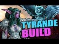 Tyrande - new build! hunter's mark! // Road to Grandmaster 2017 S1 // Heroes of the Storm