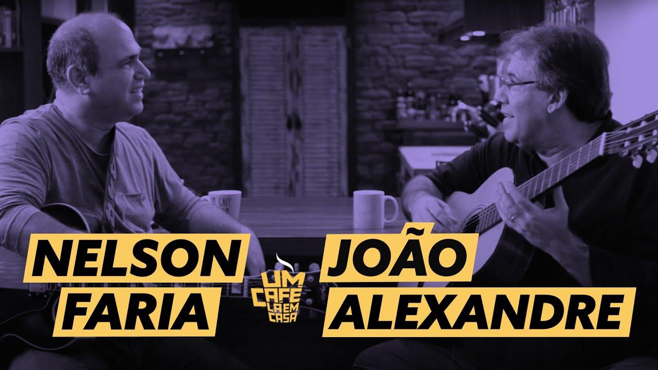 Um Café Lá em Casa com João Alexandre e Nelson Faria