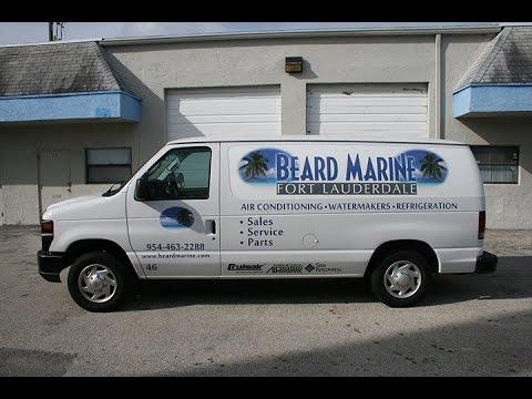 8b3ebf57211af8 Commercial Cargo Van Vinyl Lettering   Graphics Davie Florida - YouTube