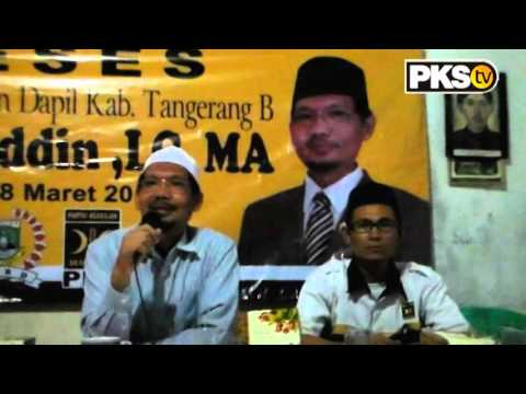 Reses DPRD Provinsi Banten H. Asnin Syafiuddin, Lc. MA.