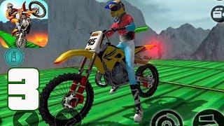 Impossible Motor Bike Tracks New Motor Bike Unlocked - Gameplay Walkthrough Part 3(iOS, Android)