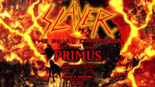 SLAYER - The Final Campaign (TICKETS ON SALE NOW)