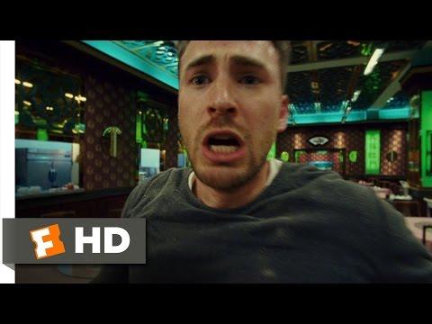 Push (5/11) Movie CLIP - Restaurant Shootout (2009) HD