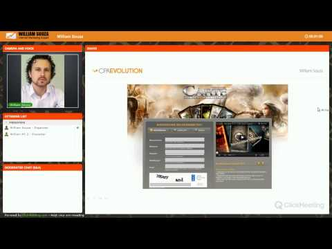 CPA Evolution Webinar - William Souza