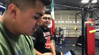 Pita Garcia Son Of Robert Garcia Keeping it 100 At RGBA Answers Fan Questions thumbnail