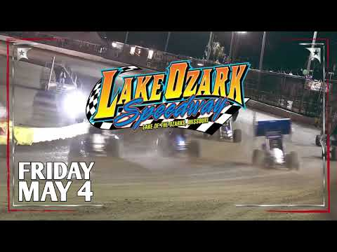 World of Outlaws Return to Lake Ozark Speedway