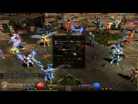 MU Online Gameplay Review Inside the Den HD Feature