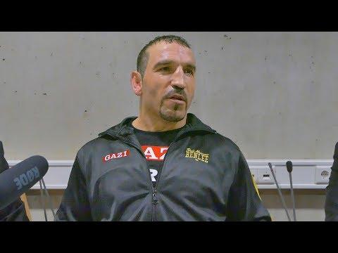 Firat Arslan vs Goran Delic   Interview nach dem Kampf