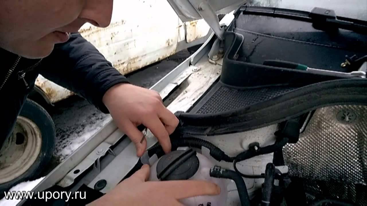 Установка комплектов амортизаторов капота Volkswagen Tiguan (арт. KU-VW-TG00-00) от upory.ru
