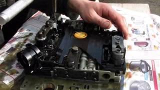Замена масла в АКПП серии 722.6 Mercedes w210 Чистим блок управления, промываем гидроблок.(, 2015-02-26T16:47:25.000Z)