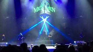 of mice and men live hunting party tour 10 11 2014 hamburg germany