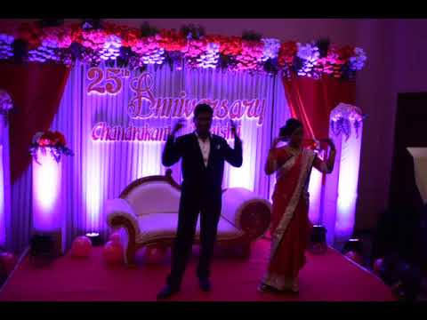 Th marriage anniversary dance youtube
