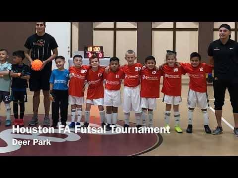 Ryu Houston FA Tournament March 2019 - Best 6 Year Old Soccer Player