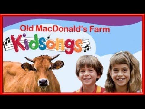 Old MacDonald Had a Farm | Favorite kid video | Baby songs and nursery rhymes |PBS Kids | Kidsongs