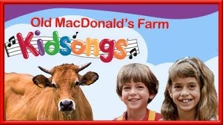 Old MacDonald Had a Farm | Favorite kid video | Baby songs and nursery rhymes |PBS Kids | Kidsongs thumbnail