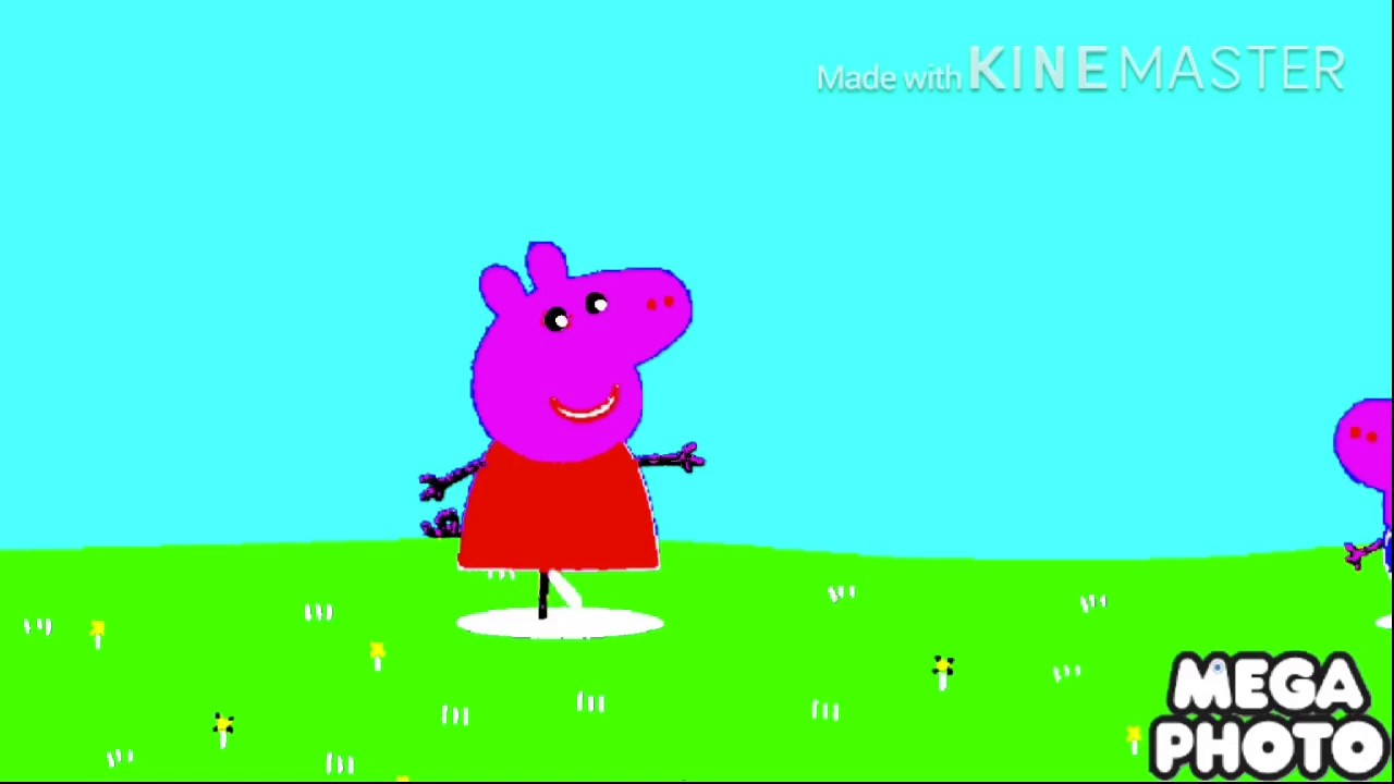 Peppa Pig Intro In G Major 8