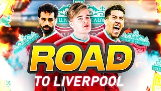 ROAD TO LIVERPOOL #1 (geen grap)