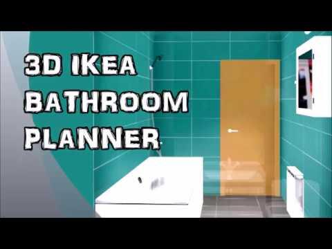 🛁 IKEA 3D Bathroom planner 🚽🛀 Subscribe 🚿