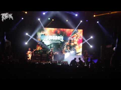 Cupumanik Full live at Doomsday 2016