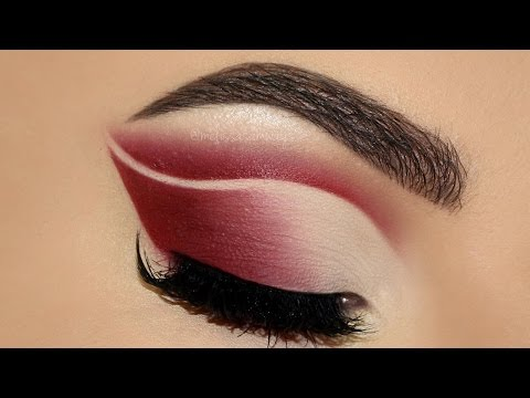 Christmas Makeup Tutorial: Melissa Samways