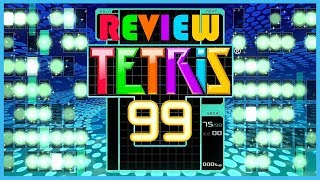 T Spin With Our Tetris 99 Review (Video Game Video Review)