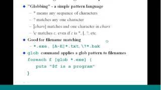 Mod-04 Lec-24 Programming Using Tcl/Tk-II