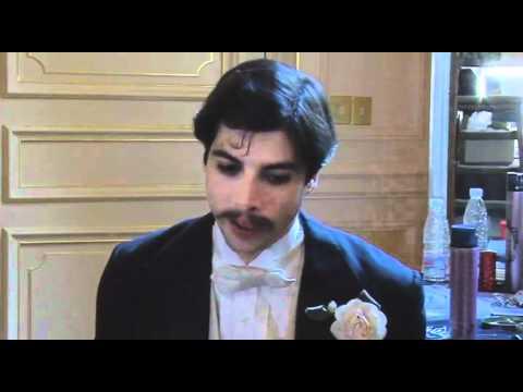 Sur le tournage de... A la recherche du temps perdu (France 2)