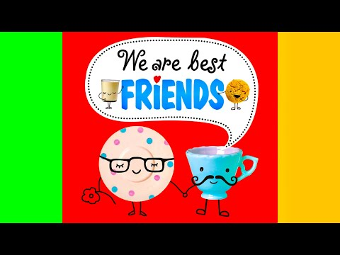 We are best FRIENDS - Children's Book