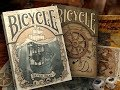 Bicycle Seven Seas & Bicycle Captains Deck Reviews