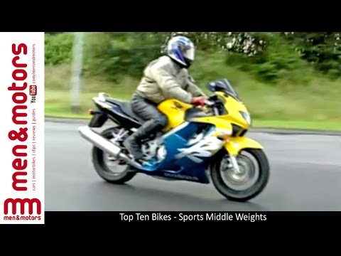 Top Ten Bikes - Sports Middle Weights