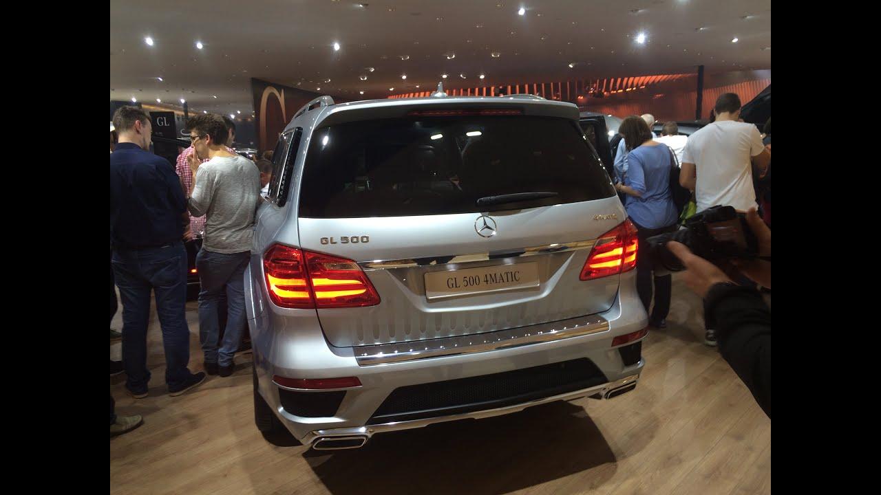 Car Trailer Hitch >> Trailer hitch new Mercedes GL-class - YouTube