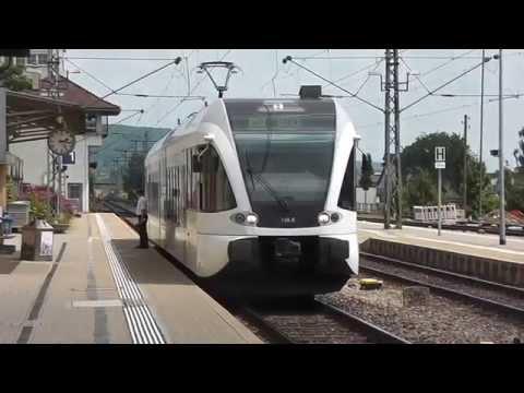 Bahnhof Thayngen 7.07.2013