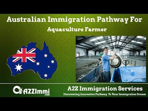 Aquaculture Farmer   2020   PR / Immigration Requirements For Australia
