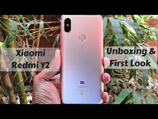Xiaomi Redmi Y2 second flash sale to be held today at 12PM