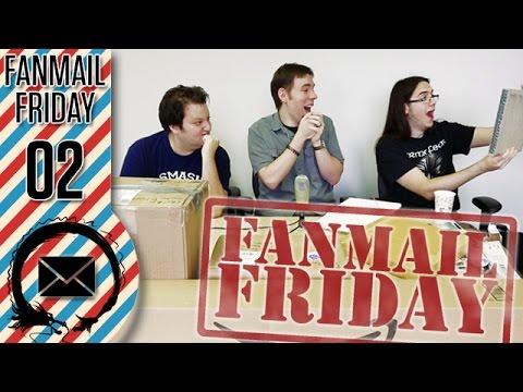 Blades, Bots, and Borks! Fan Mail Friday - 5/20/16 - ( TeamFourStar )