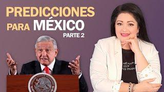 PREDICCIONES PARA MÉXICO 2020 PARTE 2. QUE PASARA EN MÉXICO ? | KATIUSKA ROMERO