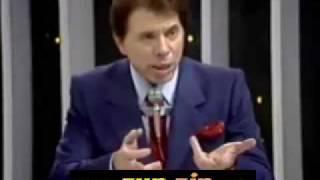 016 - Silvio Santos fala sobre humildade e seu jeito simples