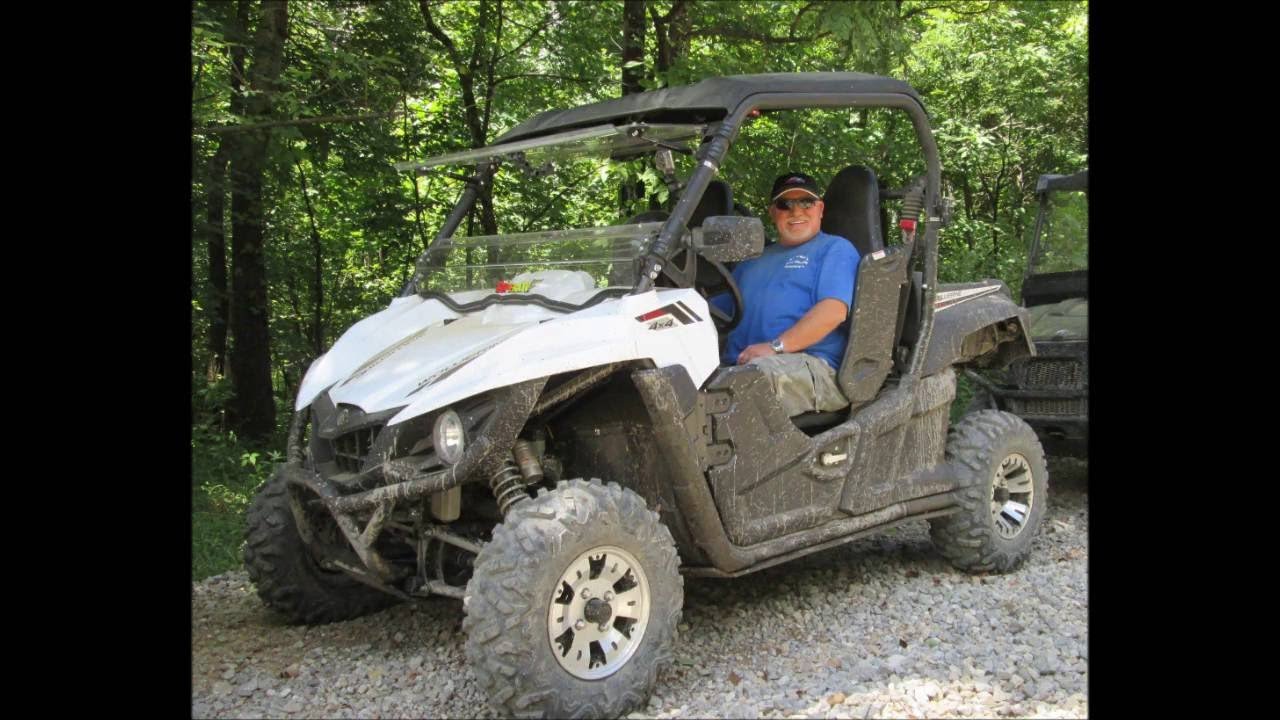 2017 Yamaha Wolverine R Spec Break In Ride At Windrock Trail 11 Aug 13 2016